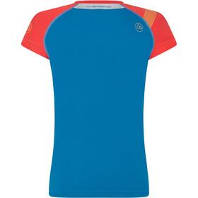 La Sportiva Move Camiseta Mujer, azul